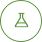 beaker - research icon
