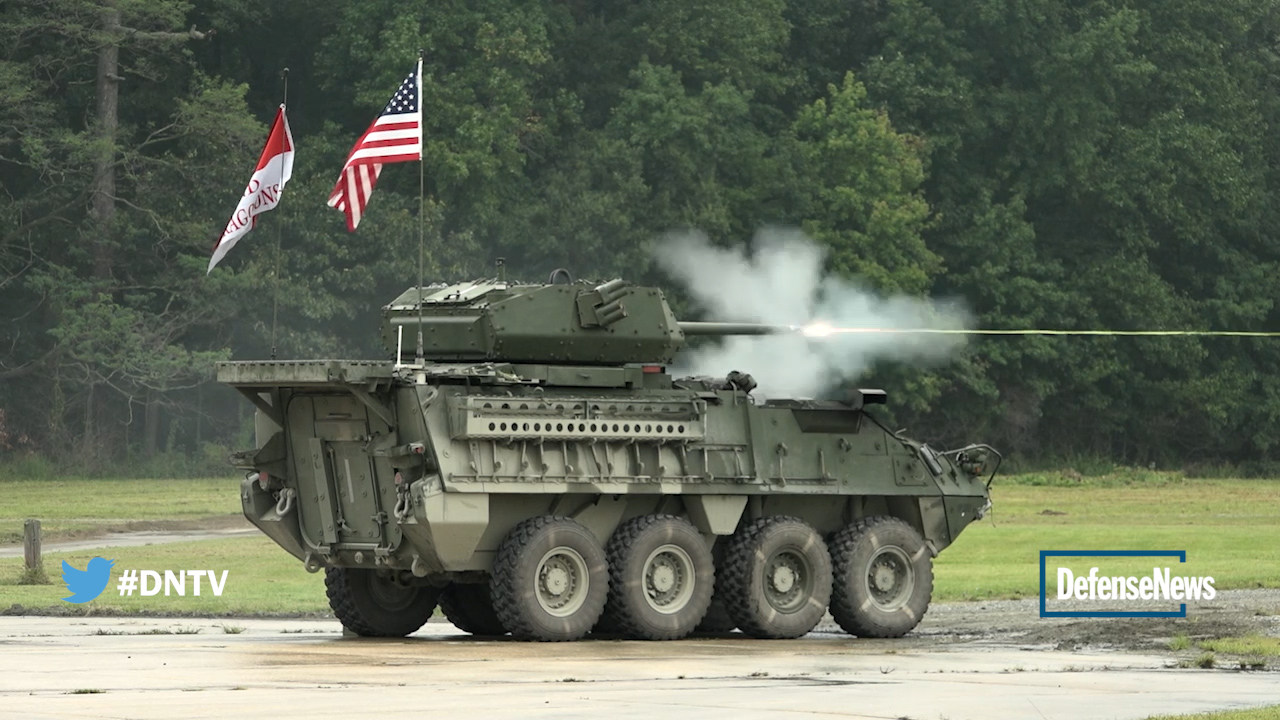 Dragoon: The newest Stryker