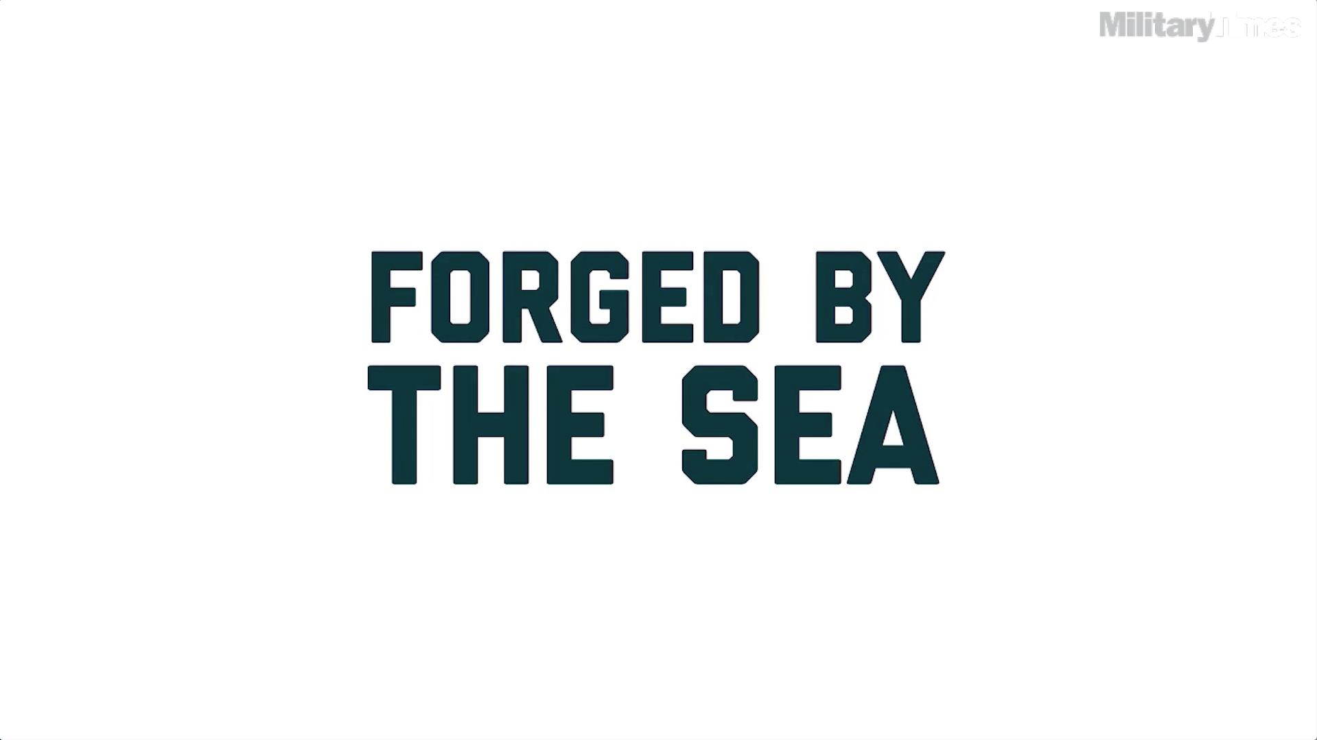 Navy unveils new slogan
