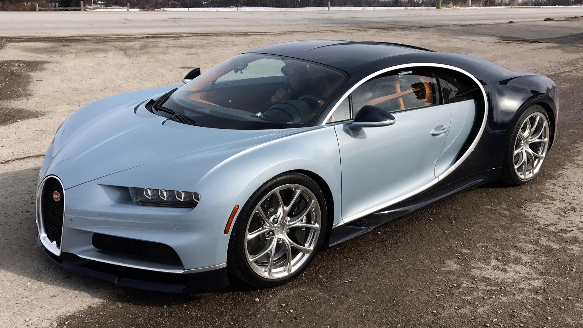 Globe Drive Behind The Wheel Of The 4 Million Bugatti Chiron The