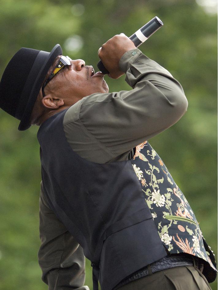 John Lee Hooker jr.
