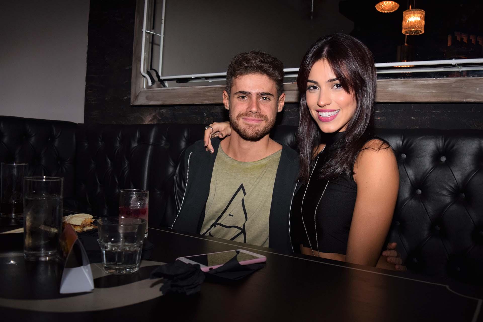Fotos de gaston soffritti y su novia 36