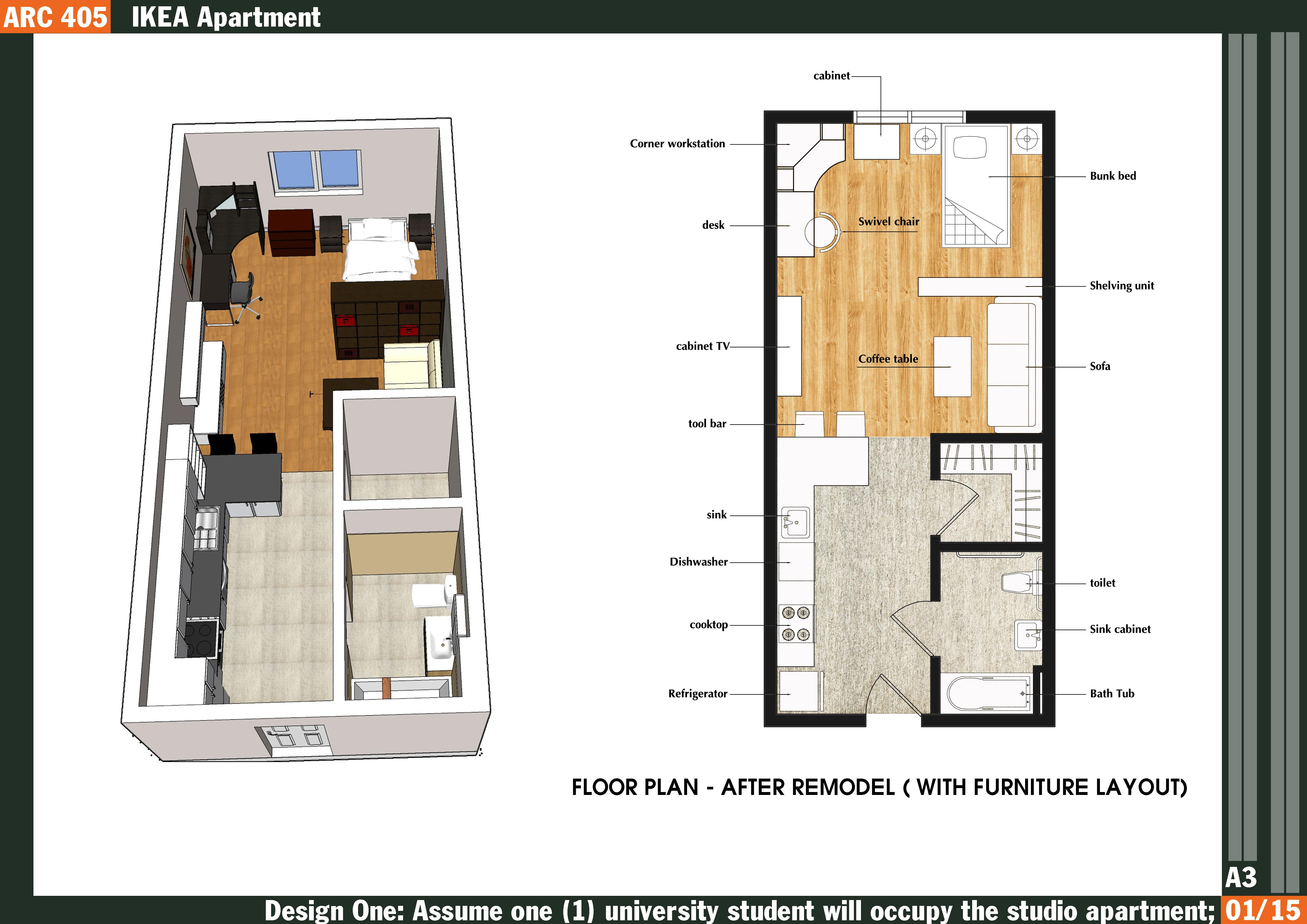 Apartment Design Ikea Home 2015
