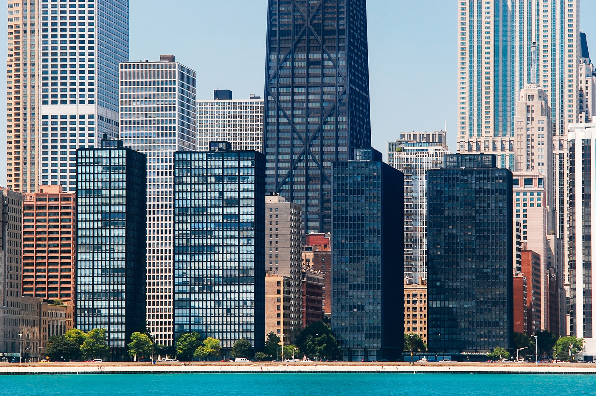 Lake Shore Drive Apartments Chicago