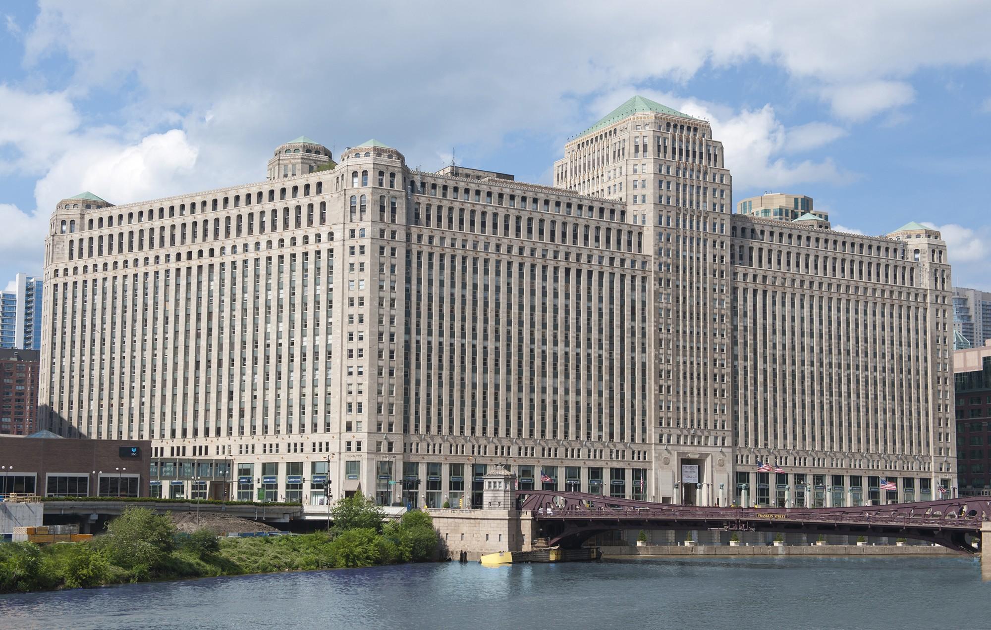 Merchandise Mart 183 Buildings Of Chicago 183 Chicago