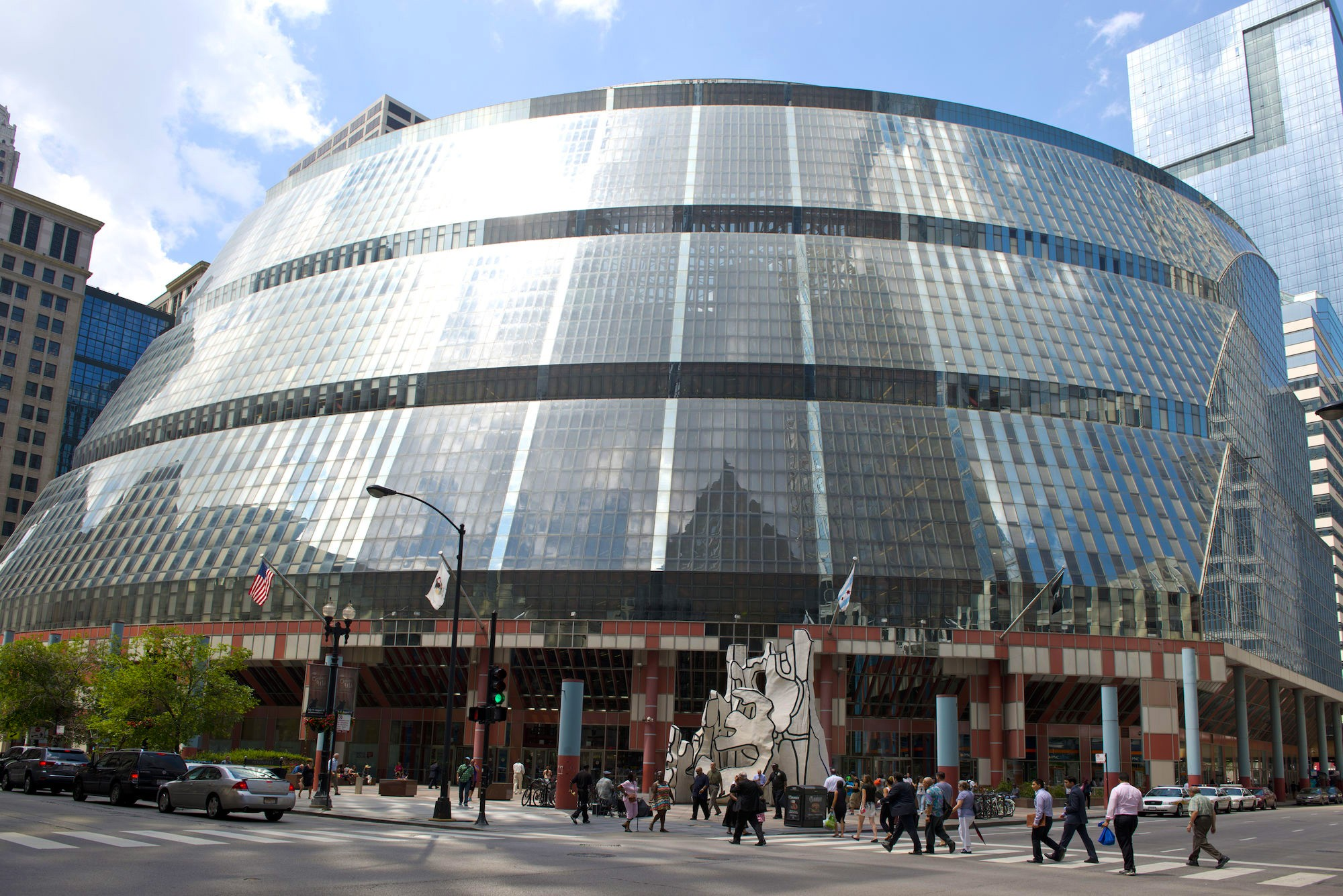 renew drivers license thompson center chicago