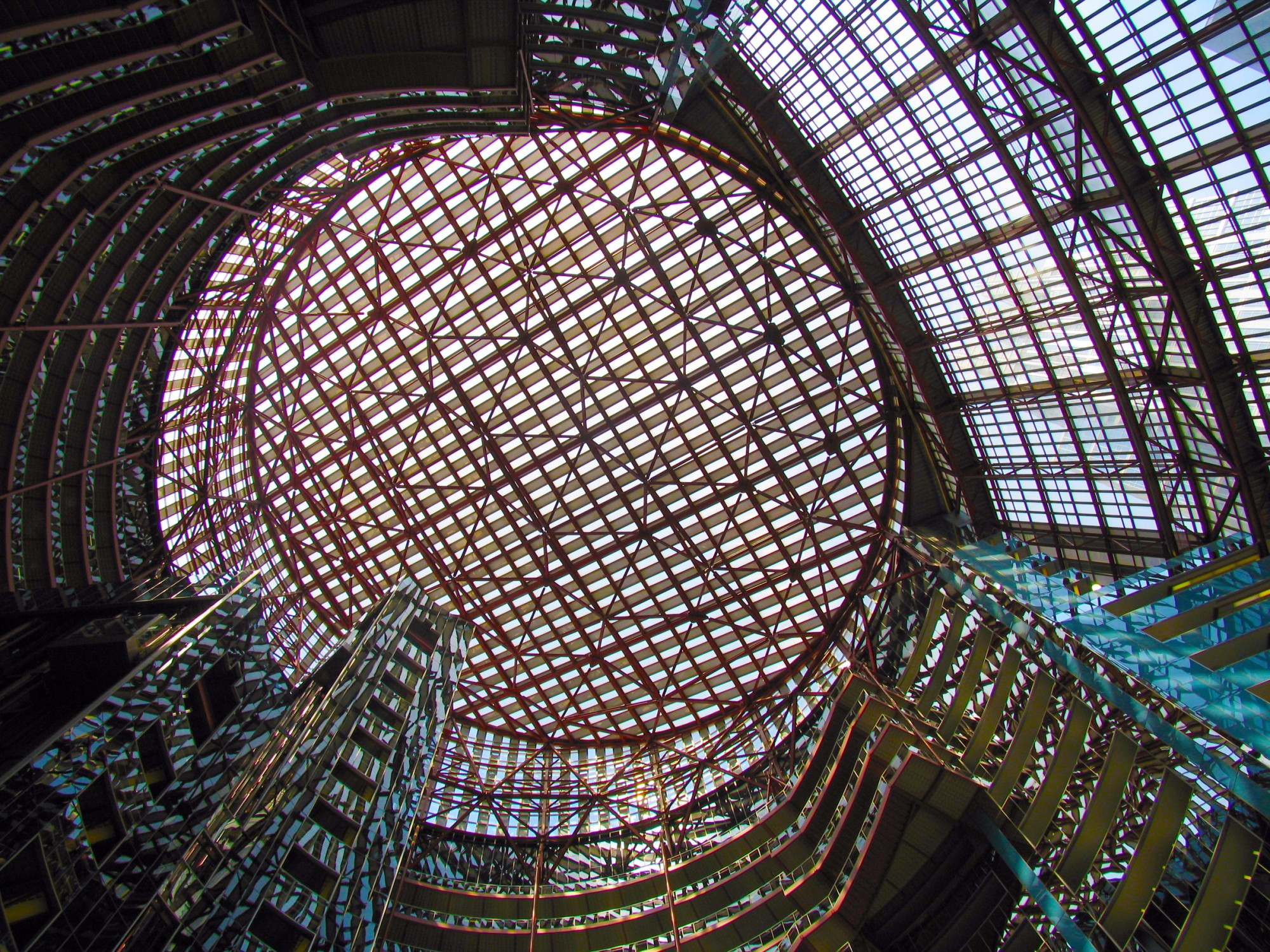 thompson center · buildings of chicago · chicago architecture