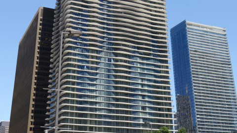 Aqua · Buildings of Chicago · Chicago Architecture Foundation - CAF