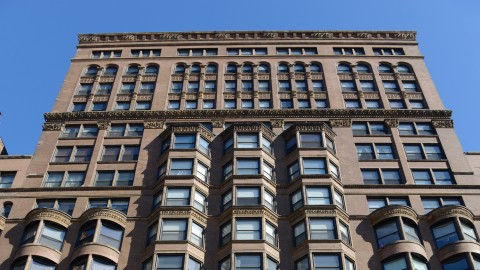 manhattan building buildings of chicago chicago architecture