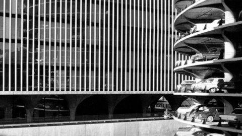 white building architecture marina city buildings of chicago chicago architecture