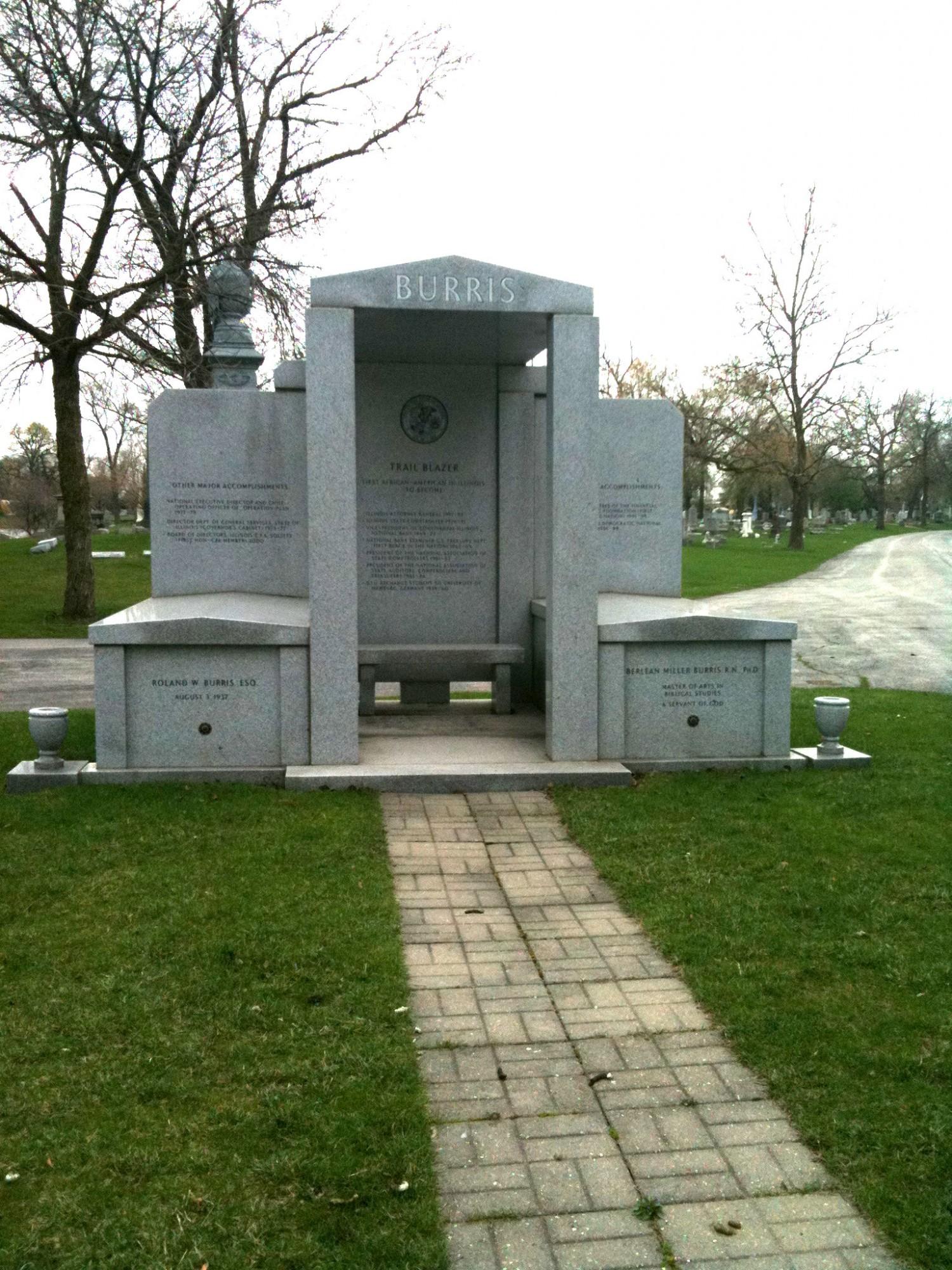Oak Woods Cemetery Oak Woods Cemetery is The