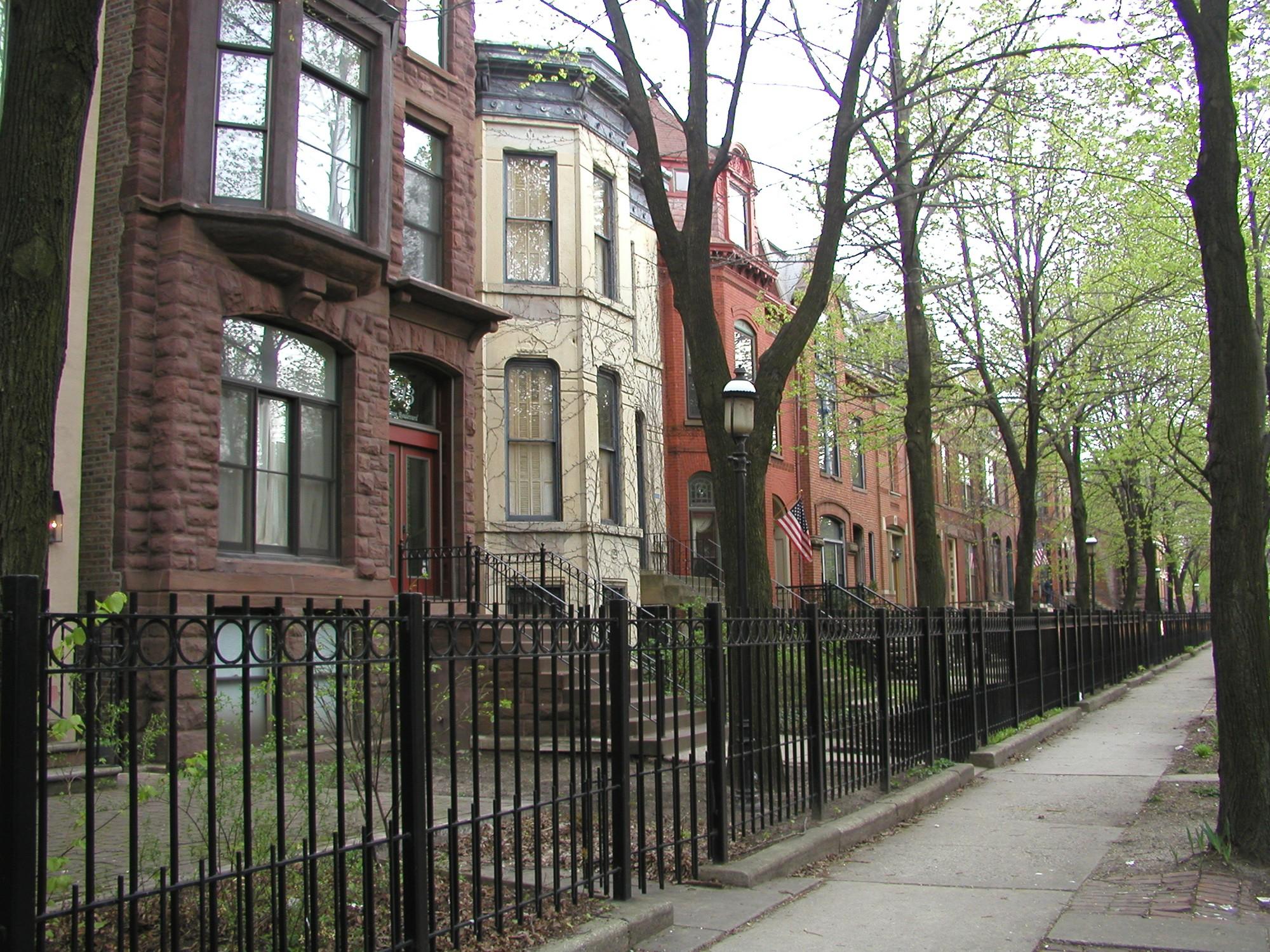Historic Chicago Architecture jackson boulevard historic district · tours · chicago architecture