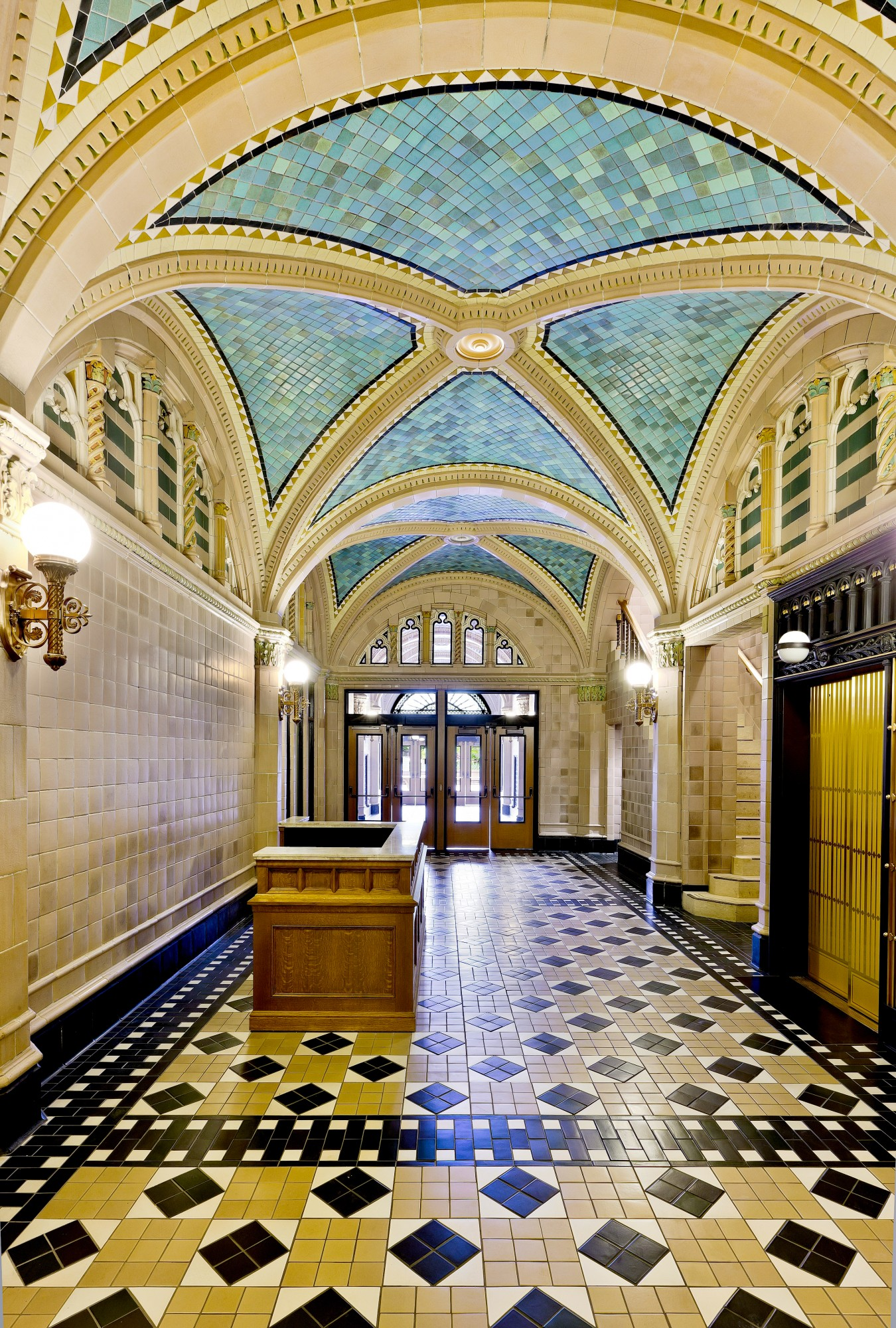 Monroe Building and Pritzker Military Museum Library Tours