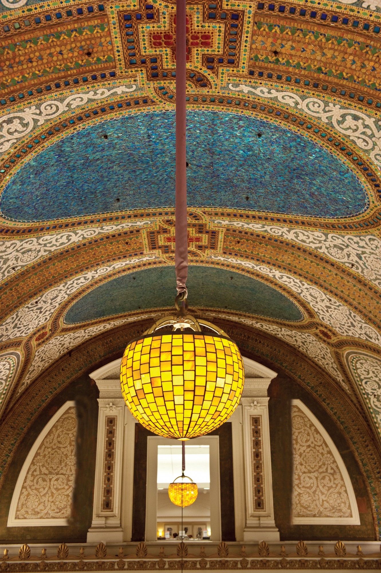 Tiffany Treasures Tours Chicago Architecture Foundation CAF