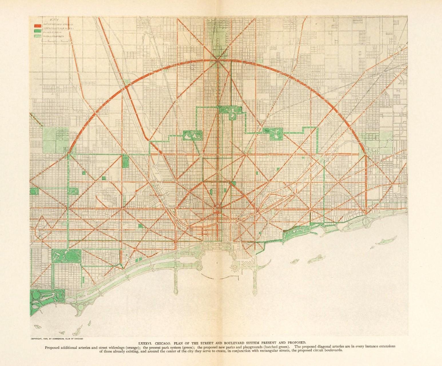 plan de chicago - Photo