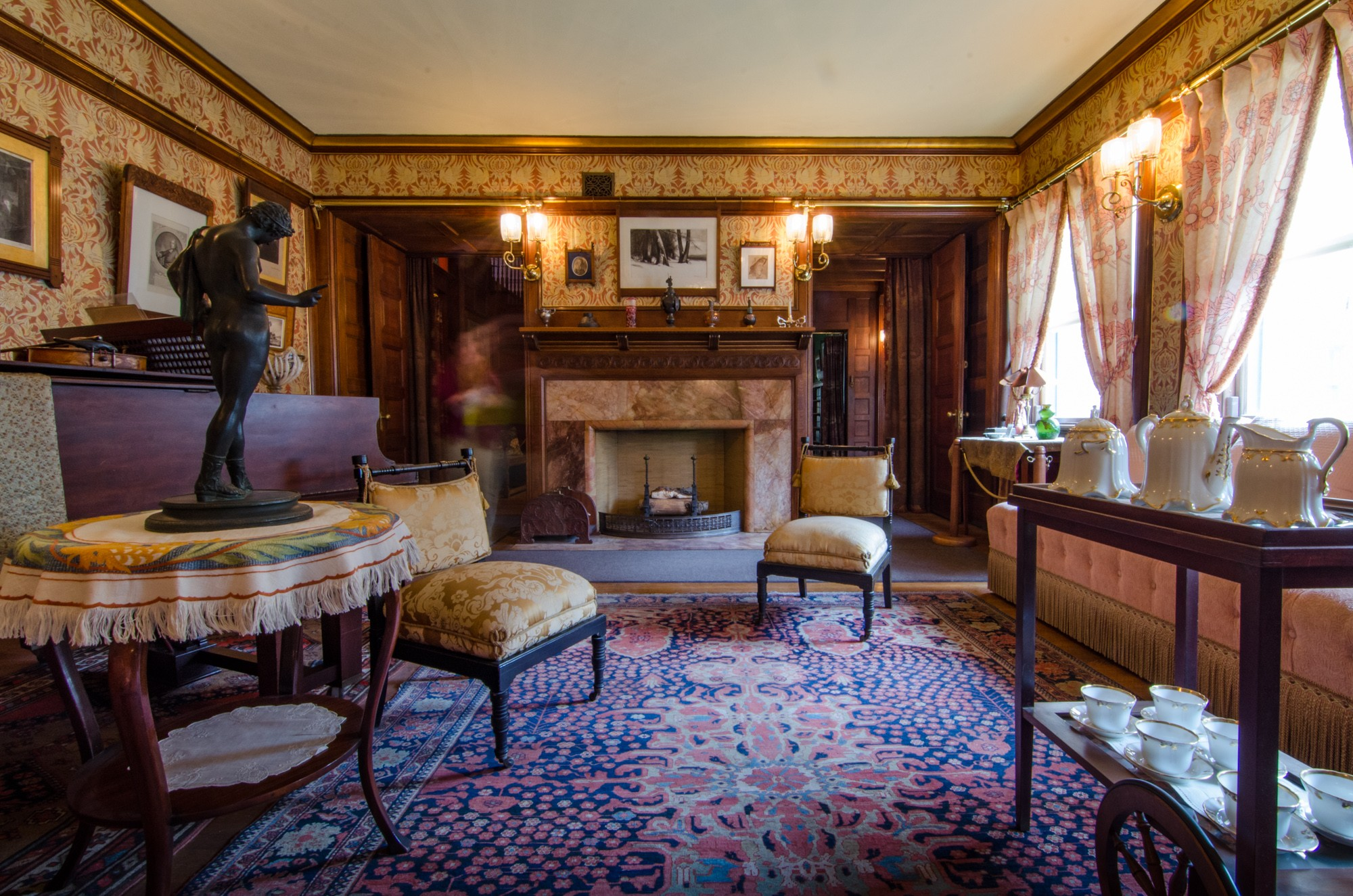Glessner house museum sites open house chicago for Glessner house