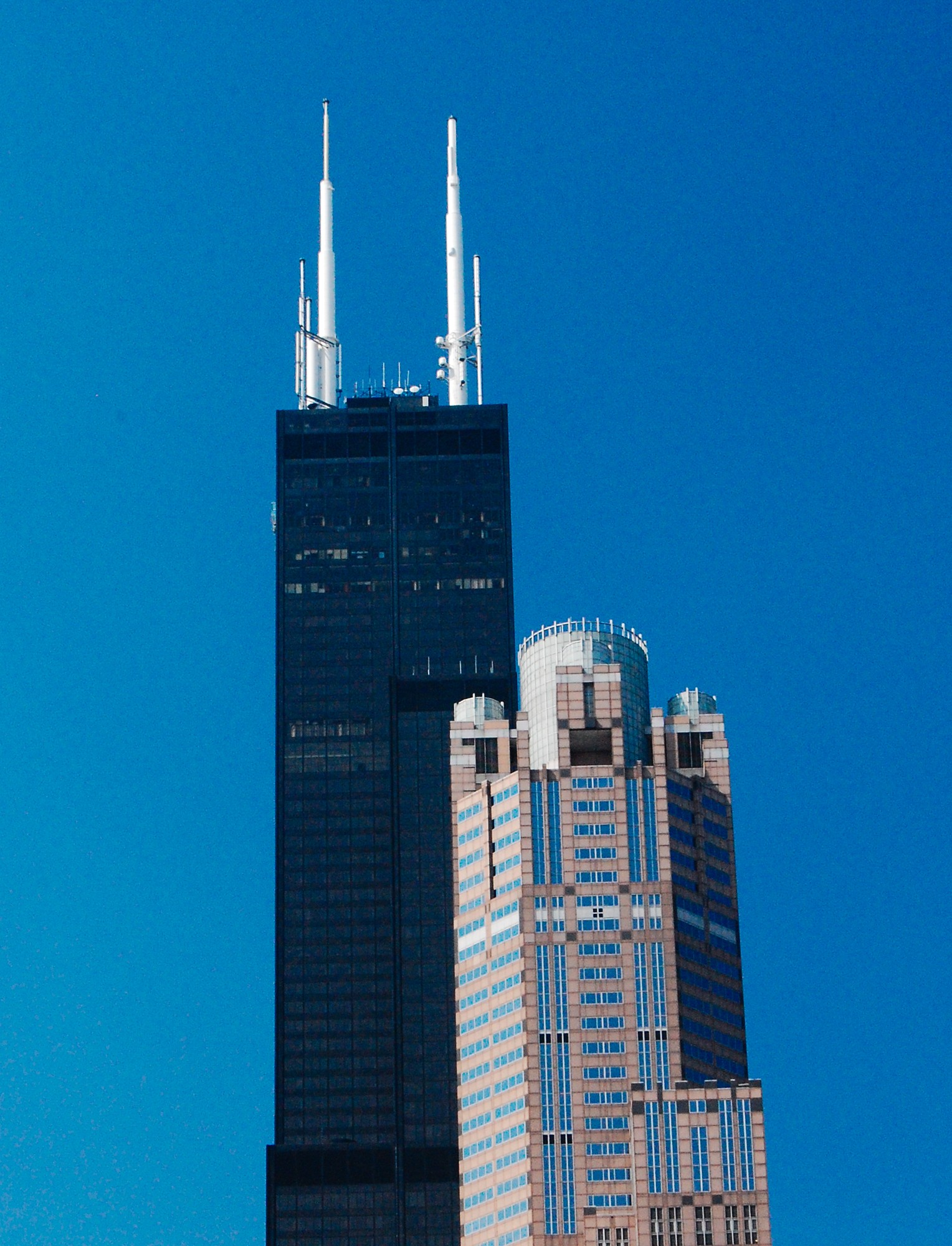 Metropolitan Club At Willis Tower 183 Sites 183 Open House Chicago