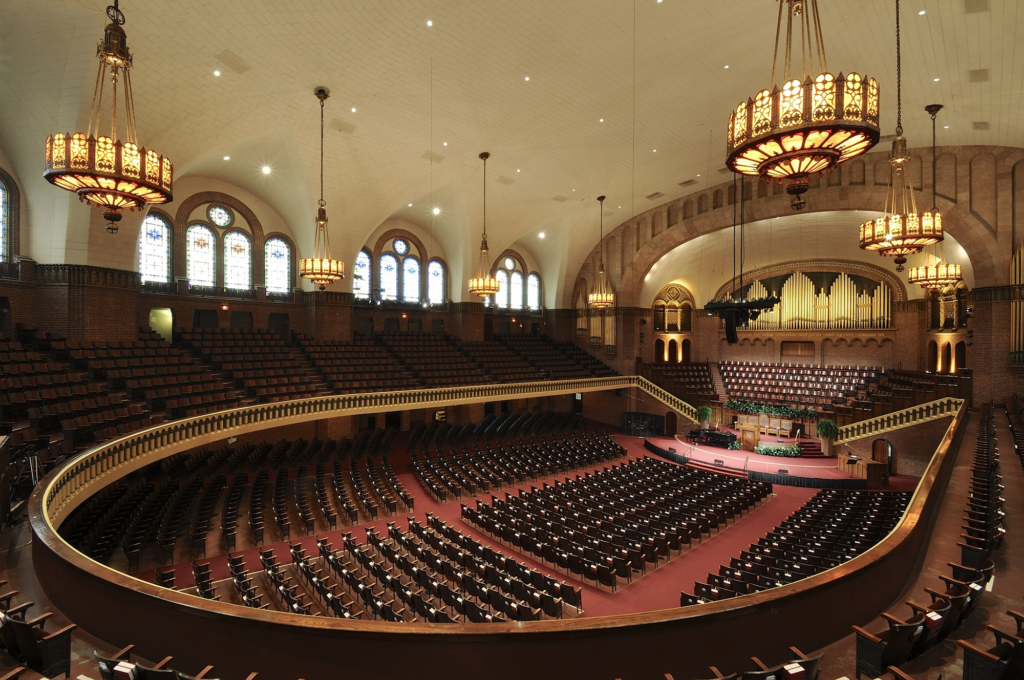 The Moody Church 183 Sites 183 Open House Chicago