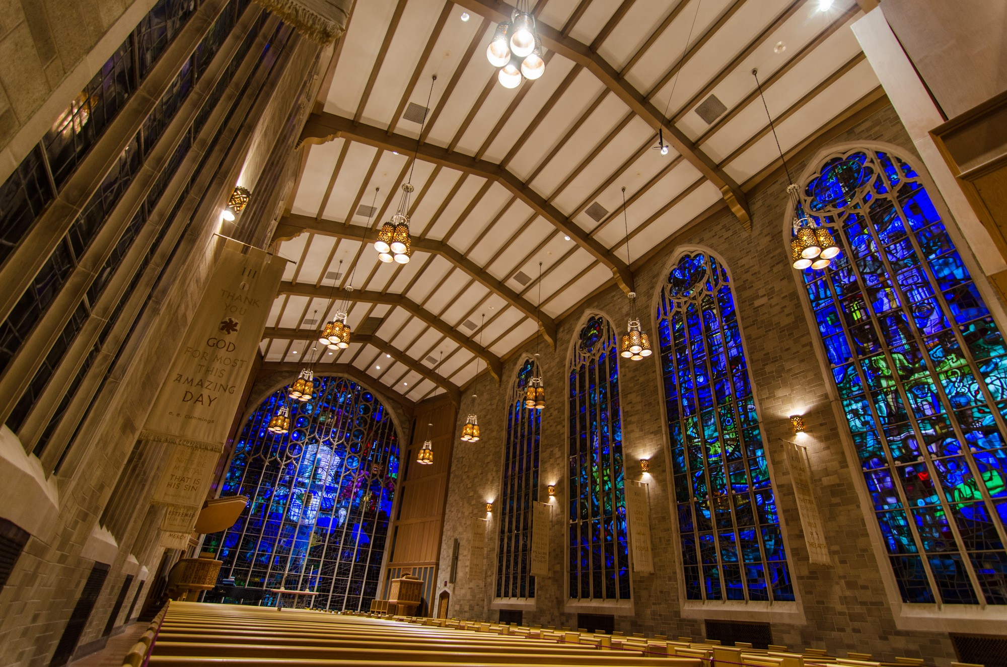 Northwestern Alice Millar Chapel 183 Sites 183 Open House Chicago
