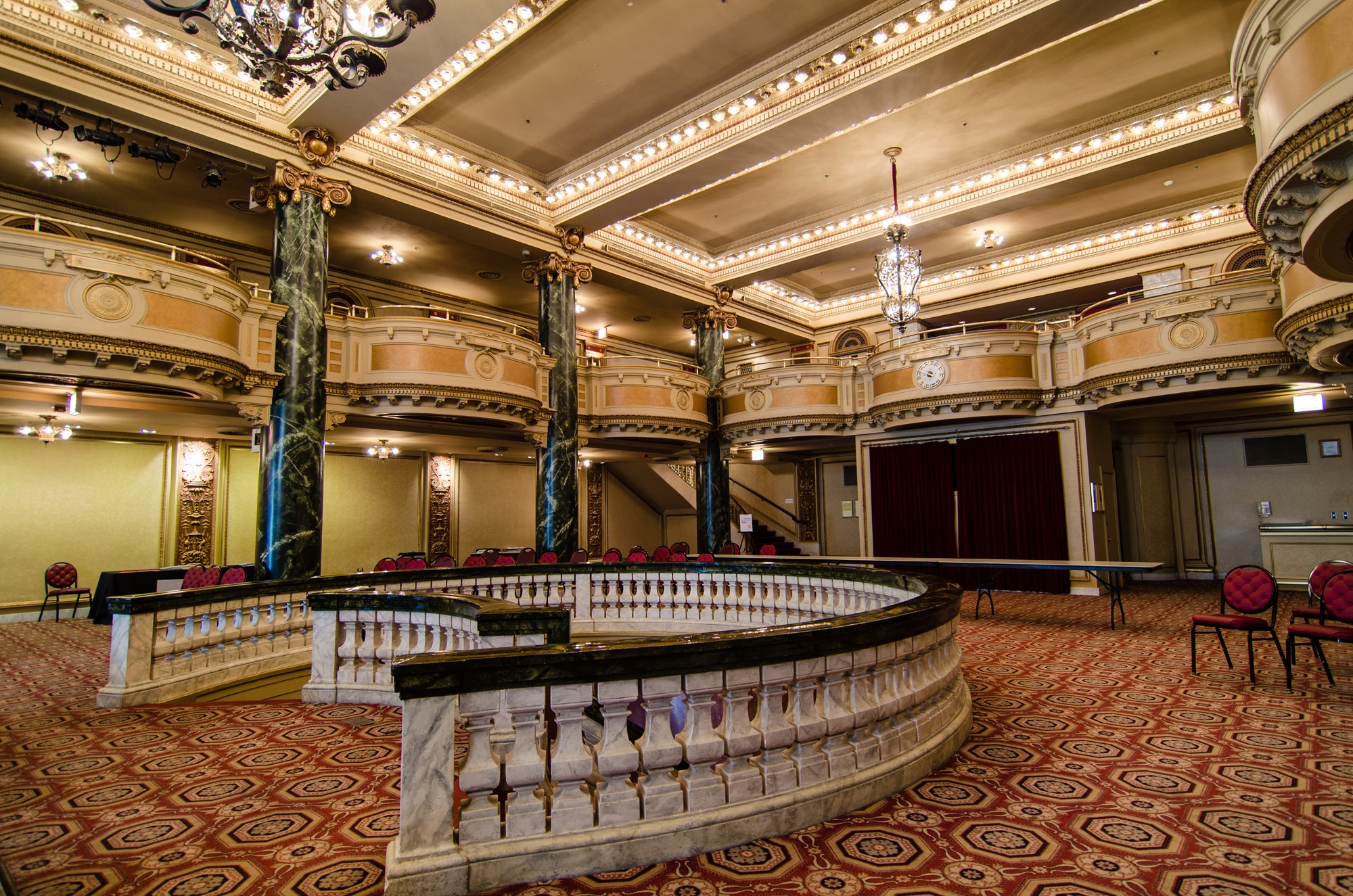 School Of The Art Institute Of Chicago Grand Ballroom At