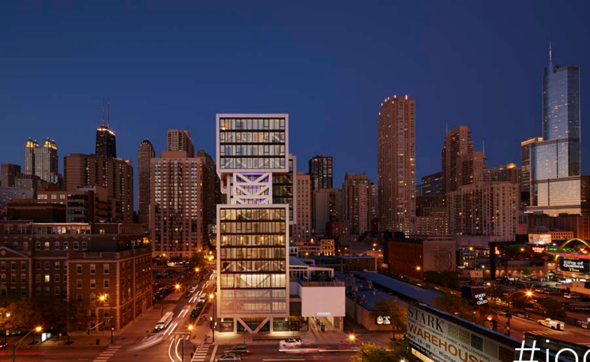 Six things you need know chicago s downtown hotel boom for The hotel chicago downtown