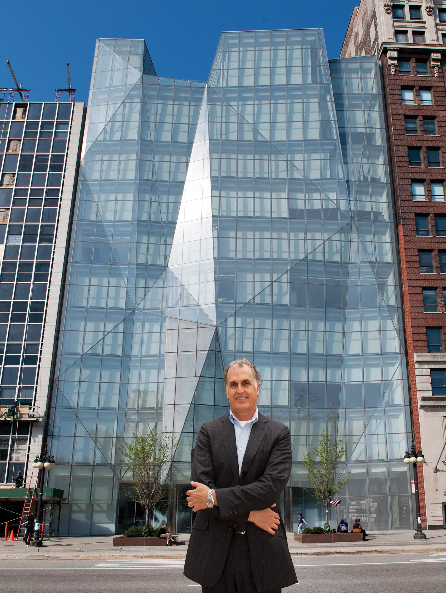 10 questions for an architect mark sexton chicago for Innovation consulting firms chicago