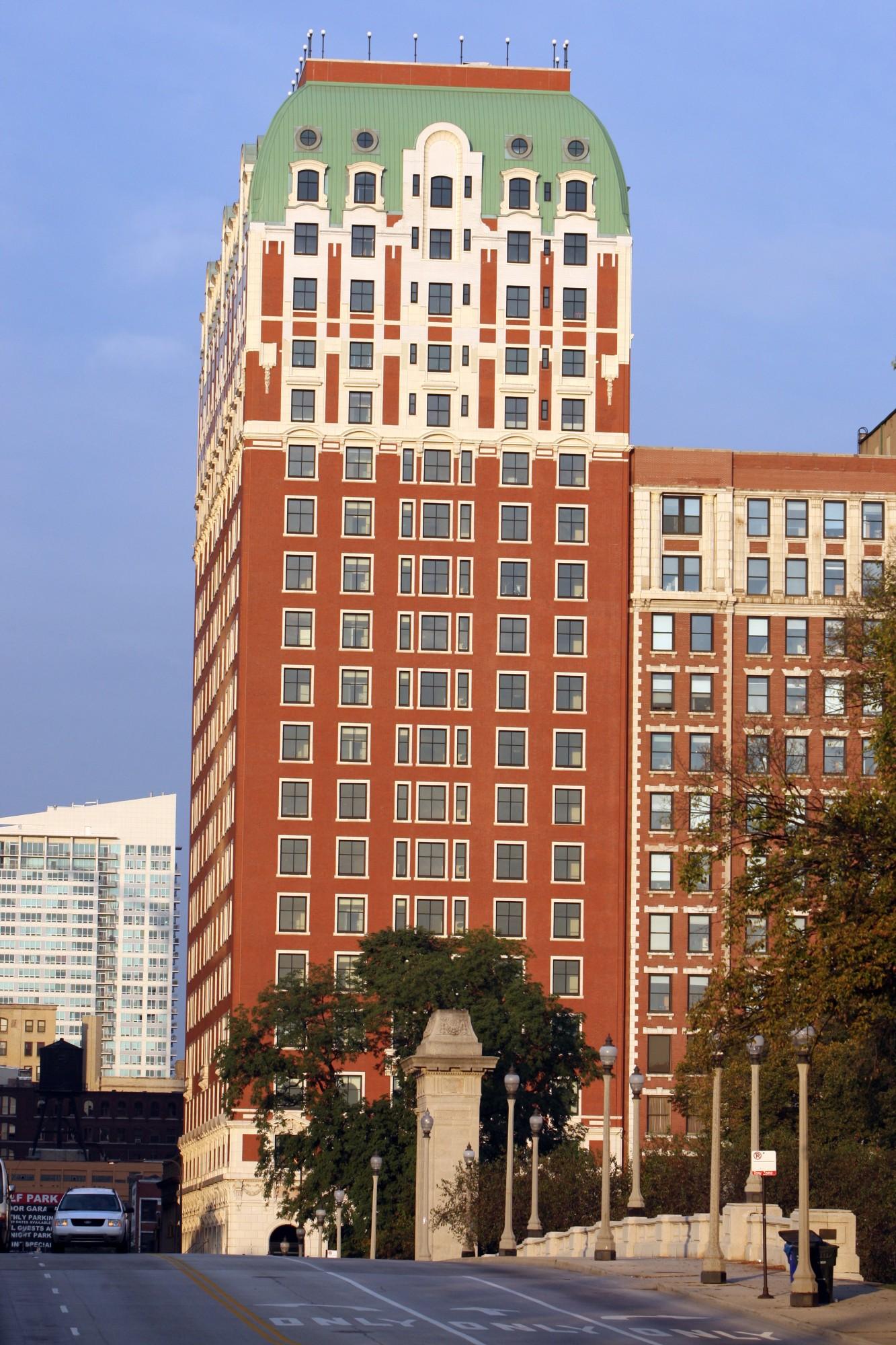 How To Unlock Amazon Account >> Meet an OHC site host: Kimberly Corrigan of the Blackstone Renaissance Hotel · Chicago ...