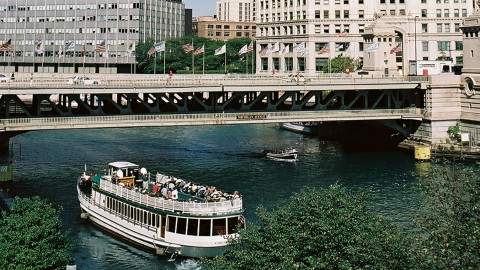 a history of the chicago architecture foundation river cruise