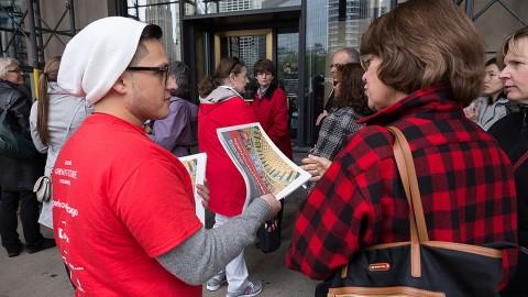 Volunteer Chicago Architecture Foundation