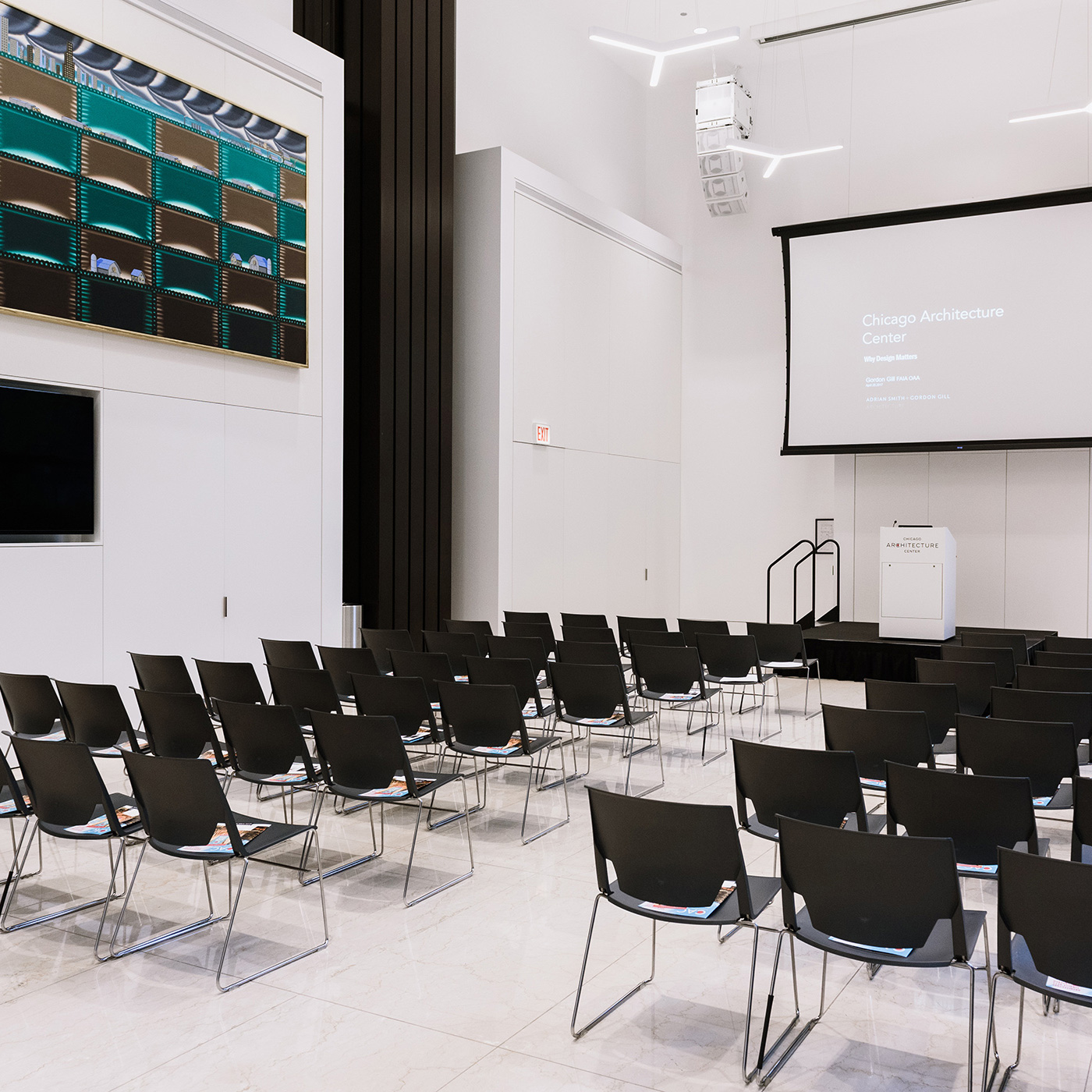 Gand Lecture Hall