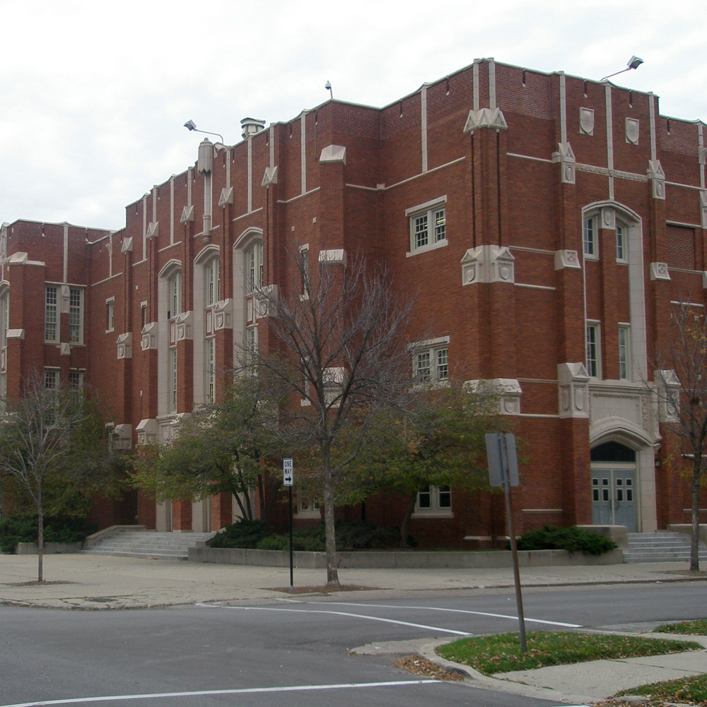 Calumet High School,