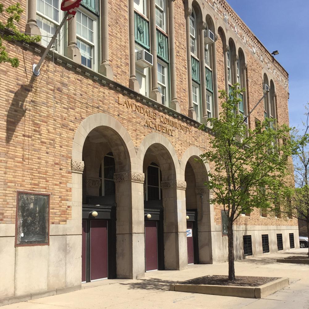 Lawndale Community Academy,