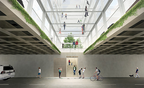 Winning Entry: Kwong Von Glinow Design Office