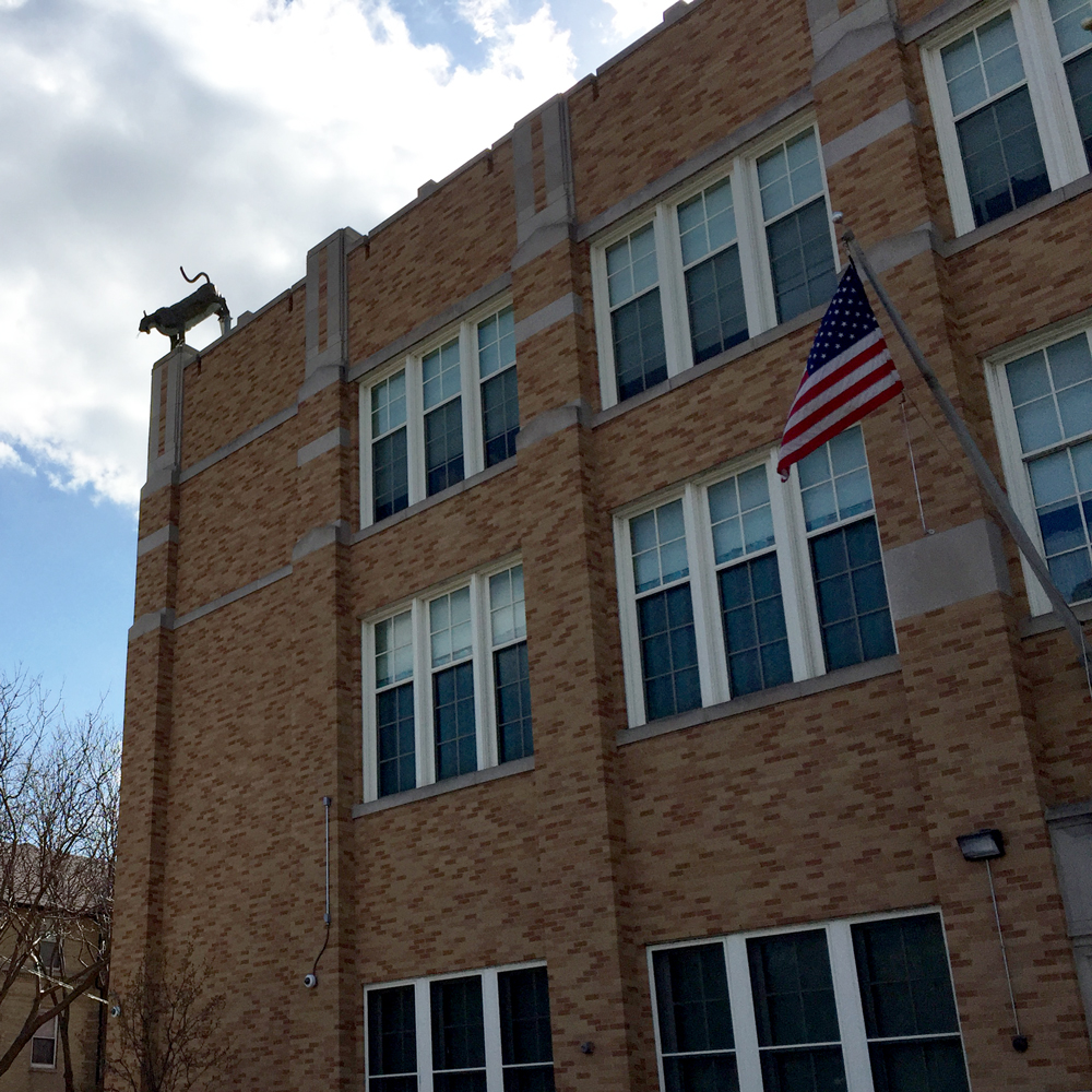 Goudy Elementary School,