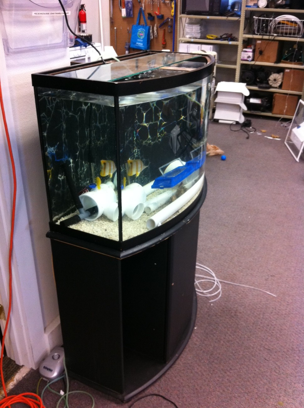 36 gallon bowfront with stand lower price 75 hardware for 75 gallon fish tank dimensions