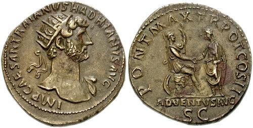 Hadrian-Arriving-Rome-Duponius