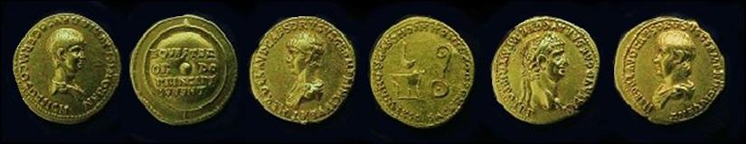 Nero as Princeps Iuventutis AU Aureii