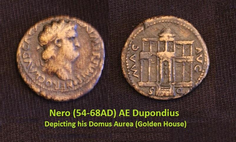 Nero-dup Domus Aurea