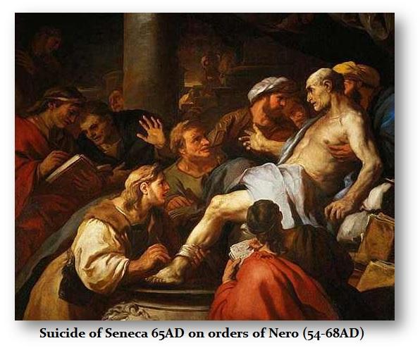 Suicie of Seneca