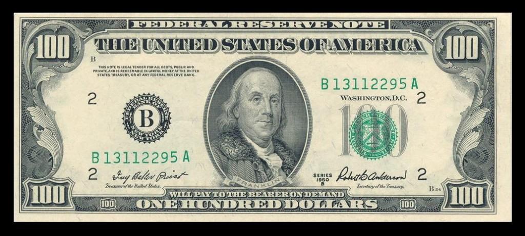 $100-1950B