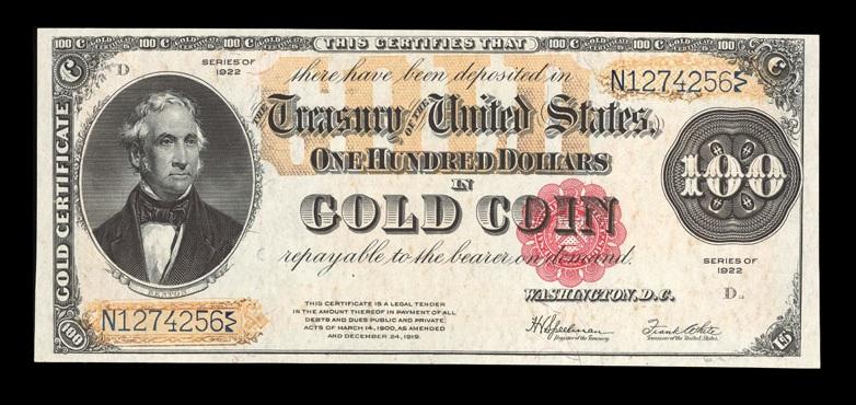 $100-Bill-1922