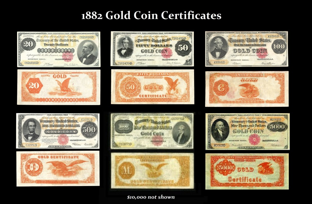 1882GoldCoinCertificate