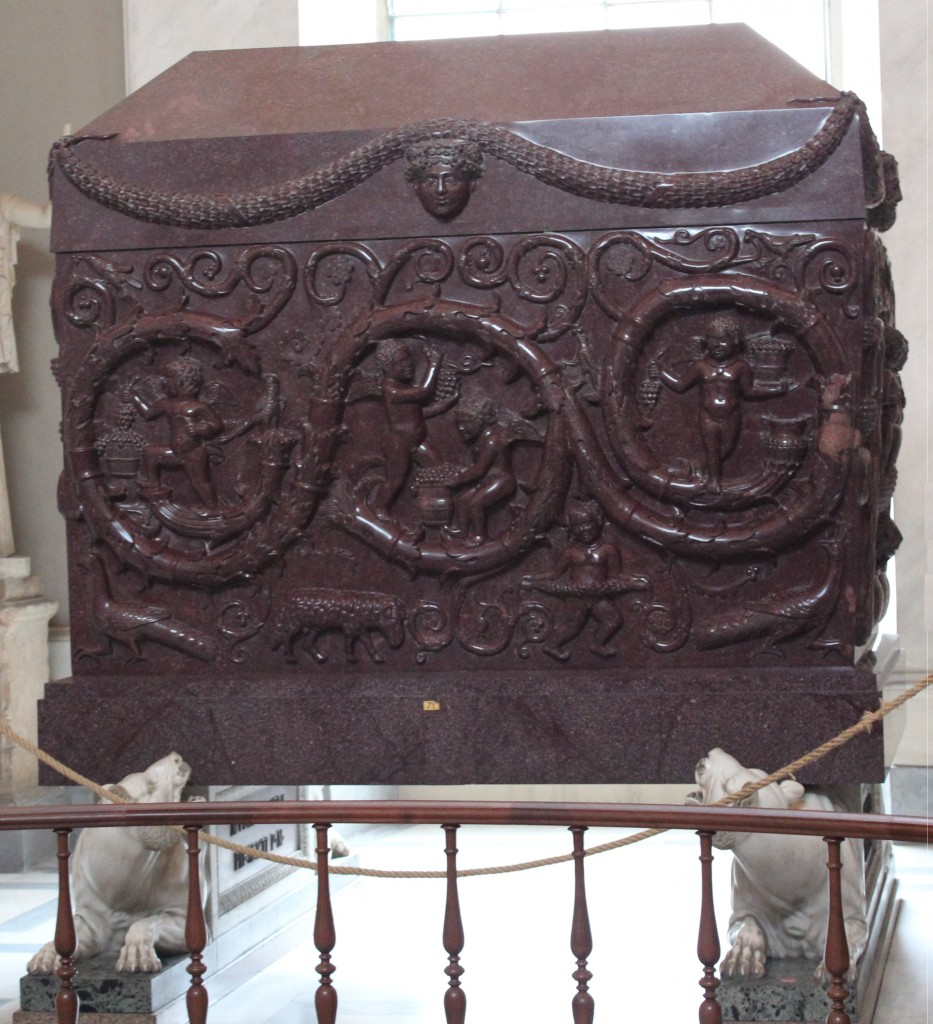 Constantina - sarcophagus