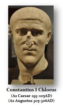 Constantius-I-Bust Berlin