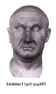 Licinius-I-Bust