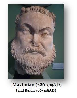 Maximian-bust