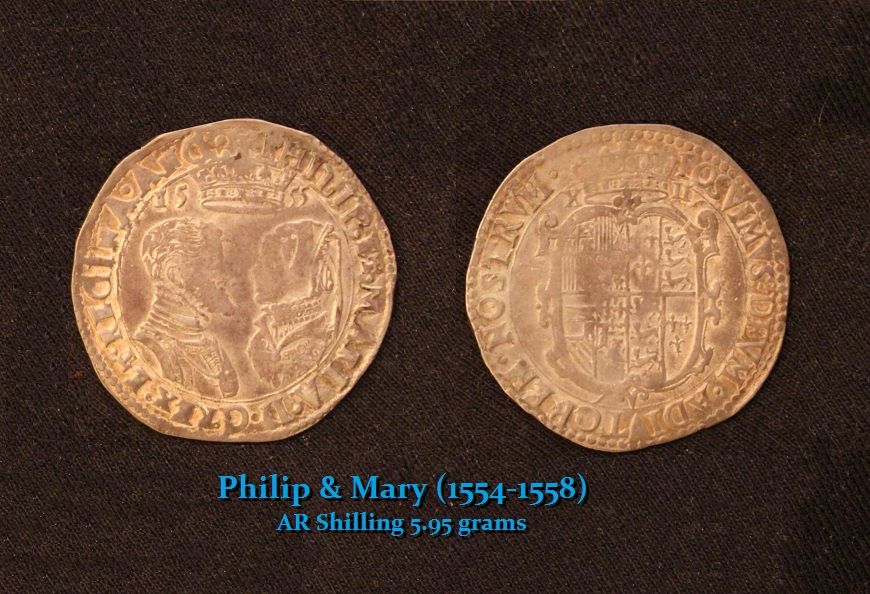 Philip & Mary AR Shilling