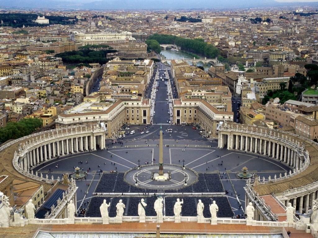 Vatican-Ostia