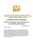 Understanding the Euro and the Chaos it is Unleashing in the World Economy 102497