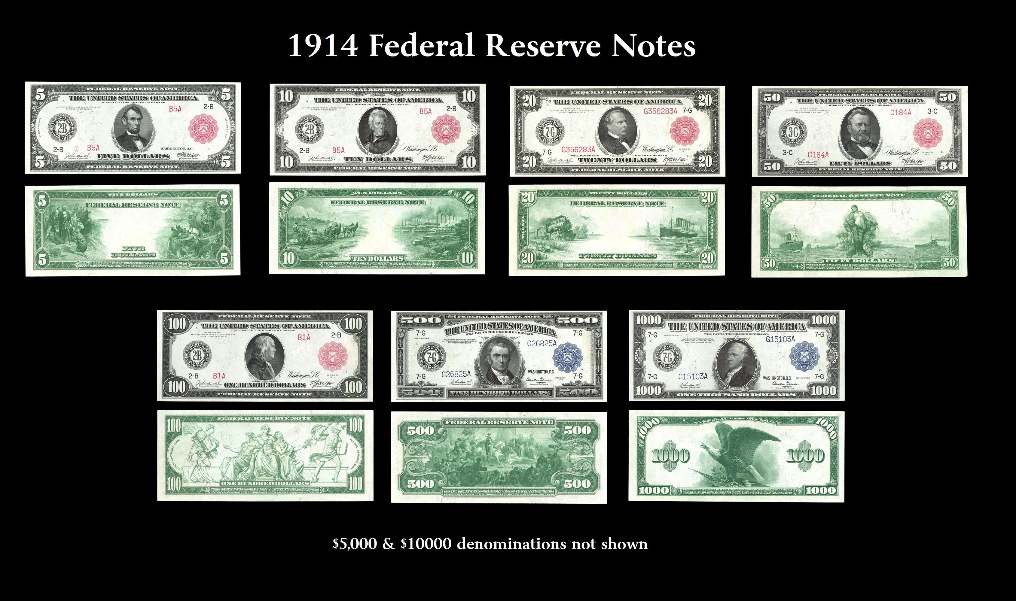 the federal reserve part i the creature from jekyll island 1914federalreservenotes